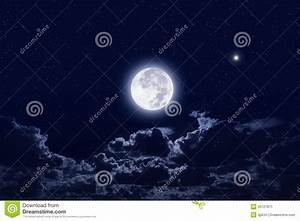 Full Moon Stock Image - Image: 35127871