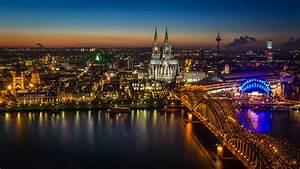 Köln Bilder Kaufen : k ln nach sonnenuntergang foto bild deutschland europe nordrhein westfalen bilder auf ~ Markanthonyermac.com Haus und Dekorationen