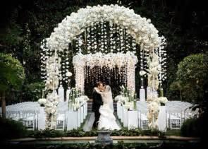 arche mariage aisle style wedding ceremony arch inspiration crazyforus
