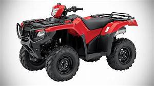2001 Honda Foreman Rubicon Manual
