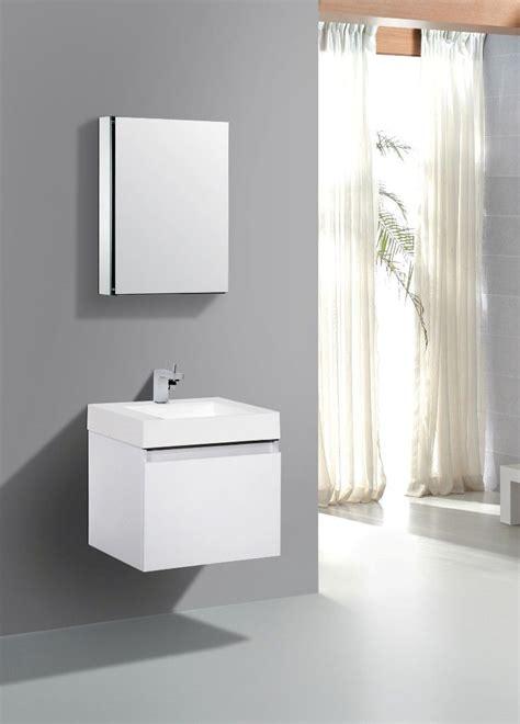Modern Bathroom Vanities For Sale by Aqua Decor Venice 24 Inch Modern Bathroom Vanity Set W