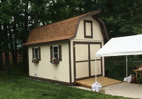 Barn Shed by Gambrel Barn Style Sheds