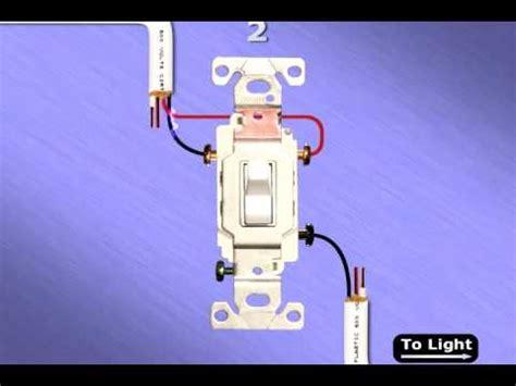 Way Switch Animation How Works Youtube