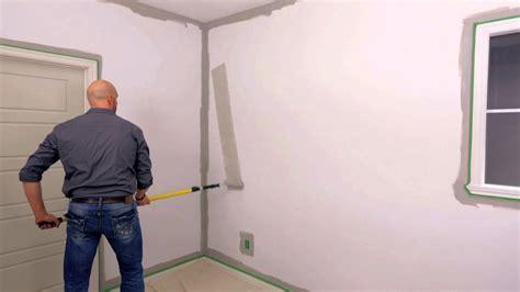 peindre un mur de couleur comment peindre un mur de couleur