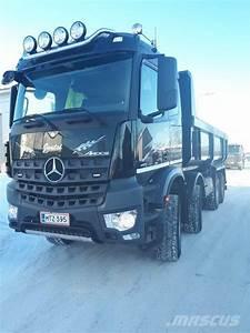 Mercedes Benz Arocs : used mercedes benz arocs dump trucks year 2016 price ~ Jslefanu.com Haus und Dekorationen