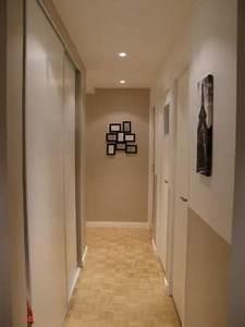 peinture d39un couloir etroit et assez long couloirs With nice couloir sombre quelle couleur 2 peinture dun couloir etroit et assez long