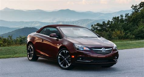 Buick Regal Convertible by 2019 Buick Cascada Luxury Convertible Model Details