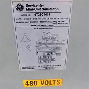 Ge Transformer Wiring Diagram