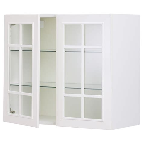 kitchen wall cabinets with glass doors 215 30 x 30 glass front wall cabinet akurum wall