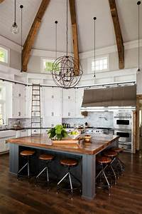 Modern Farmhouse Kitchens For Gorgeous Fixer Upper Style
