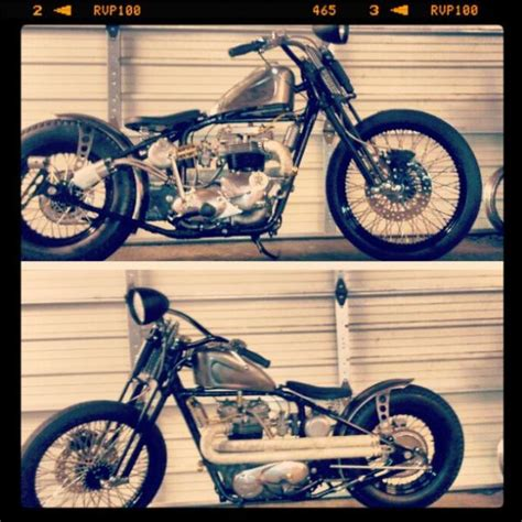 Boat Salvage Yards Charlotte Nc by Triumph Build From Scratch Pic Heavy Club Chopper Forums