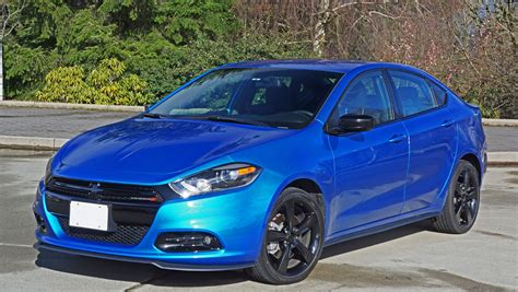 Dodge Dart Sxt Review by 2016 Dodge Dart Sxt Blacktop Road Test Review Carcostcanada
