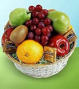 Panier A Fruit : fleuriste ballons fleurs d co valdor panier de fruits ~ Teatrodelosmanantiales.com Idées de Décoration