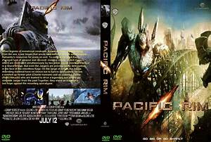 Pacific Rim (2013) R0 Custom - Movie DVD - CD Cover, DVD ...