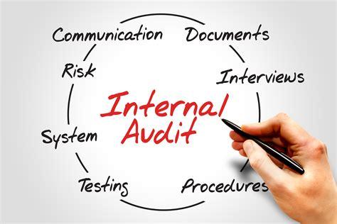 internal audits needed   organization