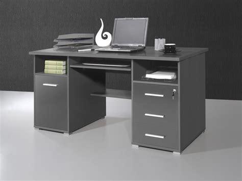 m ro bureau conni büro pc computer schreibtisch in anthrazit 145 x 75