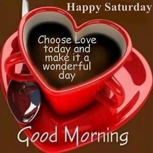Good Morning Ha... Saturdays Morning Quotes