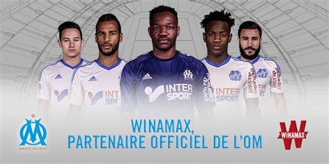 Winamax Partenaire Officiel De L'olympique De Marseille