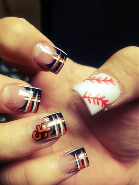 San Francisco Giants Nails