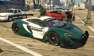 Broward County Sheriff Office (BCSO) Livery for McLaren ...