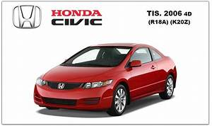 Honda Civic 2006 2008 Factory Service Repair Manual