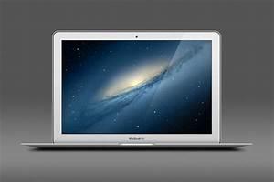 Apple Macbook Air Free PSD | PSDExplorer