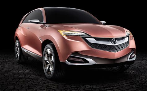 Acura Concept 2020 : Review, Changes, Interior, Engines