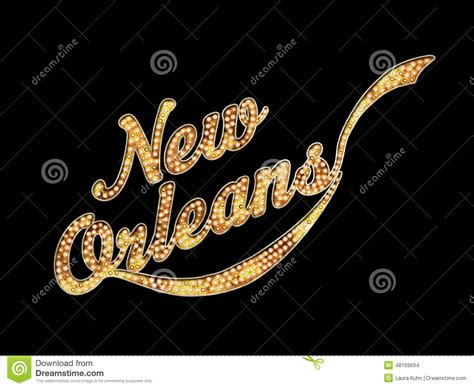 New Orleans Marquee Word Art Stock Photo Nature Artwork Ceramic Art Images Picsart Png Background How To Apply Nail Rhinestones History Paintings Database Glass Ornaments Christmas Doodles