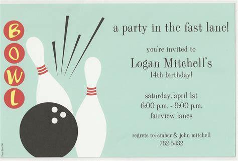 einladung bowling vorlage einladungskarten kostenlos