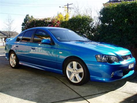 2003 Used Ford Falcon Ba Xr8 Sedan Car Sales Mulgrave Vic