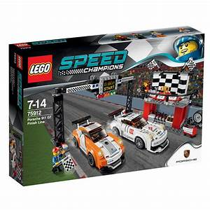 Lego Speed Champions Porsche : lego speed champions porsche 911 gt finish line 75912 hamleys for toys and games ~ Maxctalentgroup.com Avis de Voitures