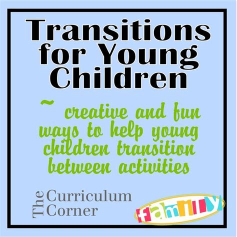25 best ideas about preschool transitions on 590 | 54be3e783f01a048489e7180d70c0064