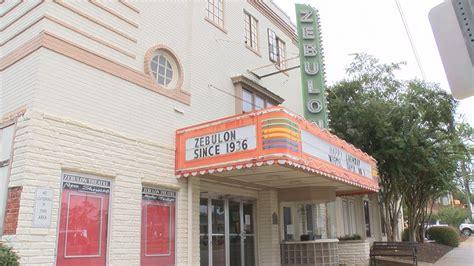 Zebulon Theater, oldest single-screen theater in Georgia ...