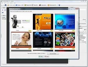 scribus brochure templates - free download scribus brochure template