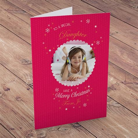 photo upload christmas card have a merry christmas gettingpersonal co uk