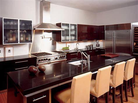 popular kitchen countertops best home decoration world class kitchen layout templates 6 different designs hgtv