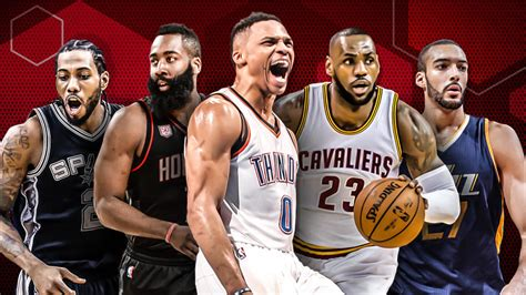 2016-17 All-NBA Picks: MVP contenders squeeze Curry ...