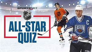The Ultimate NHL AllStar Game Quiz  Sportsnetca