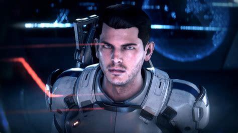 Mass Effect Andromeda Wallpaper Hd Scott Ryder Mass Effect 6 Wallpapers