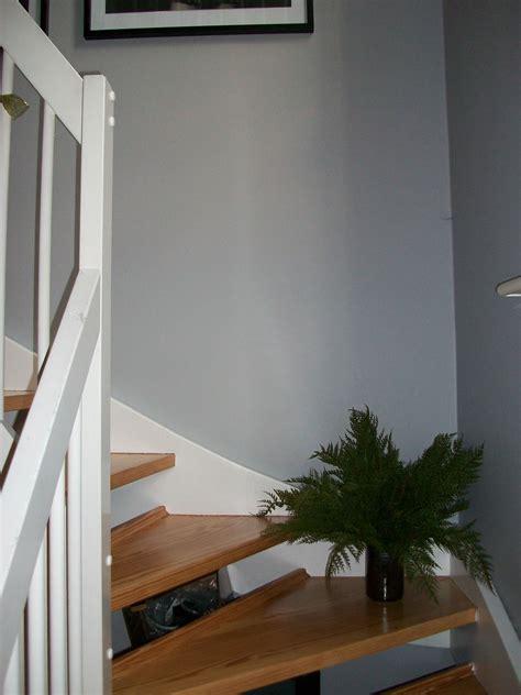 Flur Streichen Grau by Faux Fern Bunched In Vase By Abigail Ahern In My Staircase