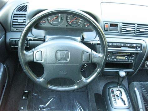 Gallery For> Honda Prelude 2001 Interior
