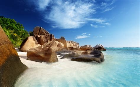 exotic island beachhd wallpaper  wallpaperscom