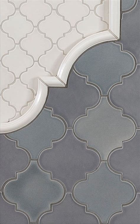 large arabesque tile 1000 images about kitchen on pinterest arabesque tile concrete counter and gray