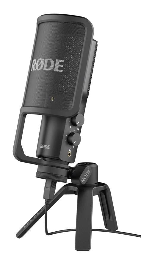 Amazon.com: Rode NT-USB USB Condenser Microphone: Musical