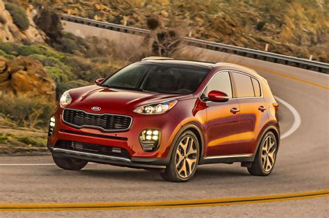 kia sportage 2017 kia sportage sx turbo review