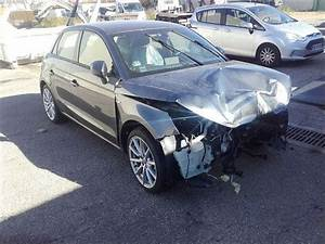 Audi A3 Grise : voiture accident e a1 1 6 tdi 116 ch s line sedem30 ~ Melissatoandfro.com Idées de Décoration