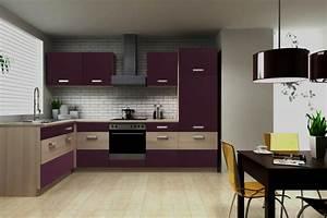 Schöner Wohnen Küchenfarbe : k chenzeile einfach ~ Sanjose-hotels-ca.com Haus und Dekorationen