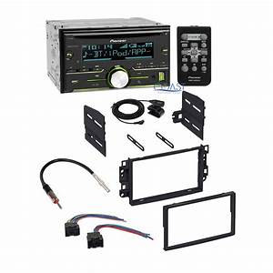 Pioneer Bluetooth Car Stereo   Dash Kit Wire Harness For