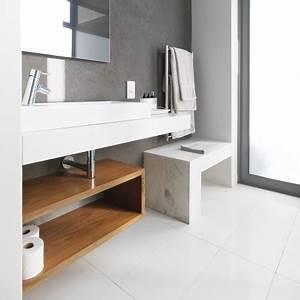 Carrelage Blanc Mat : carrelage sol poli blanc 30x60 cm carrelage brillant ~ Melissatoandfro.com Idées de Décoration