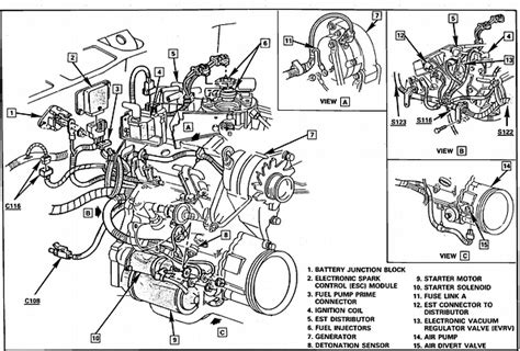 2005 Gmc Engine Diagram by Gmc Knock Sensor Problems Gmc Knock Sensor Questions Answered